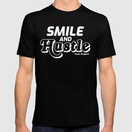 Smile & Hustle T-shirt