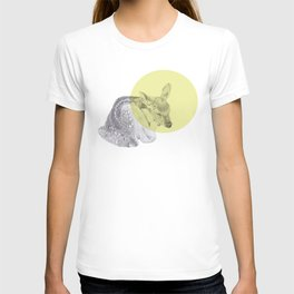 sleep tightly deer T-shirt