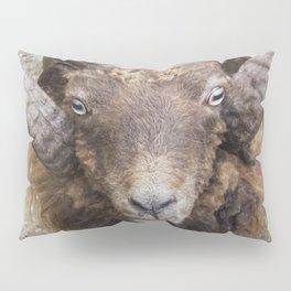 the sheep's horns Pillow Sham