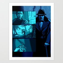 BLADE RUNNER - It's too bad she won't live! But the again who does? Art Print