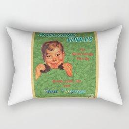 DIRTY PROPAGANDA Rectangular Pillow