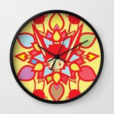 LOTUS HOLIC Wall Clock