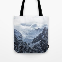 Mountains 14 Tote Bag