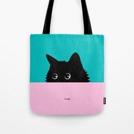 Kitty Cute Tote Bag