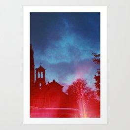 Ranelagh, Dublin.  Art Print