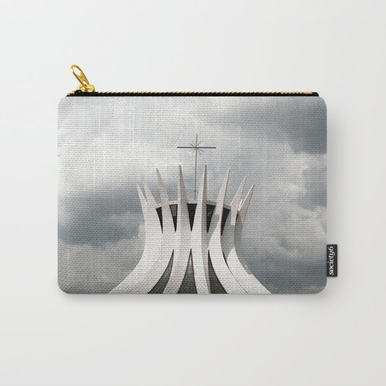 Cathedral | Brasília | Brazil Carry-All Pouch