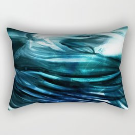 Falling Angel  Rectangular Pillow