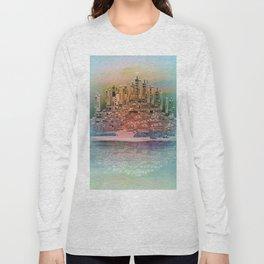 Memory Island Long Sleeve T-shirt