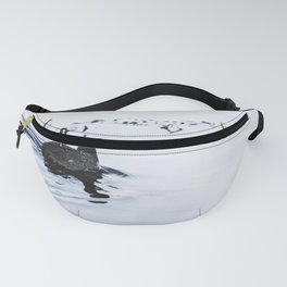 Lucky Duck - Animal Nature Photography Fanny Pack