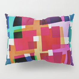 Color Chart  IV Pillow Sham