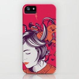 Natalia's world iPhone Case