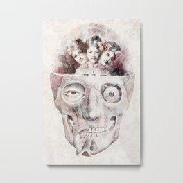 Oddities Metal Print