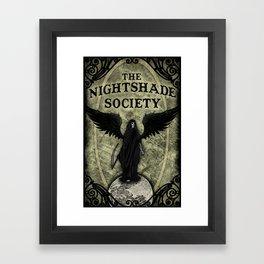 The Nightshade Society Framed Art Print