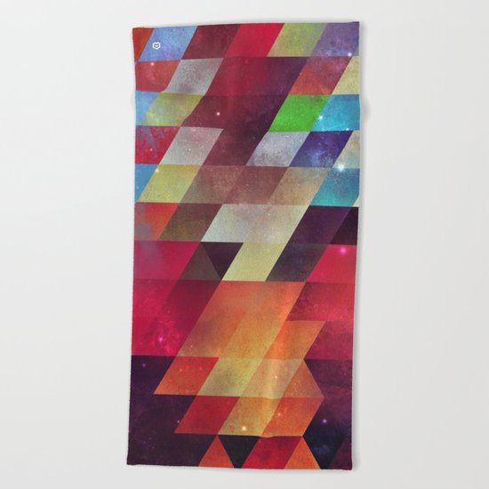 cyrryts Beach Towel