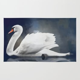 The Swan Rug
