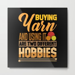 Sewing Thread Buy Hobby Lostiges Shirt Metal Print