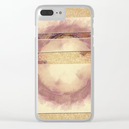 Runouts Bare Flowers  ID:16165-110143-15051 Clear iPhone Case