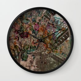 Bulgwang-dong Wall Clock