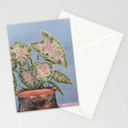 Paleta de Pintor Stationery Cards