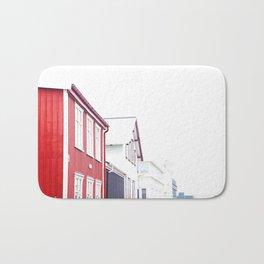 Red Houses Reykjavik Bath Mat