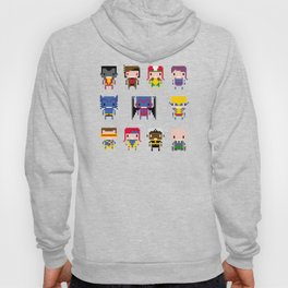 Pixel X-Men Hoody
