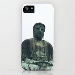 Awesome Buddha iPhone Case