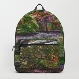 The Park Bench Backpack