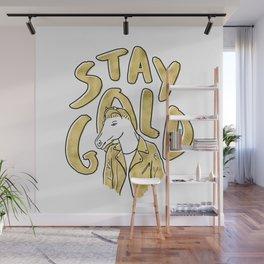 Outsider Art Wall Mural