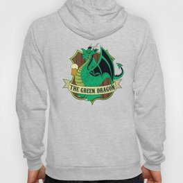 The Green Dragon Pub Hoody