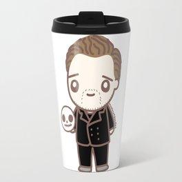 Tom as Hamlet Travel Mug