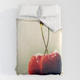 #Two #Gourmet #cherry Comforters