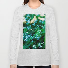 Delicate White I Long Sleeve T-shirt