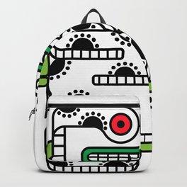 Koru-Fern Serpent Backpack