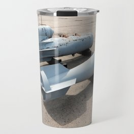 Armament of aircraft and helicopters rockets, bombs, cannons Travel Mug