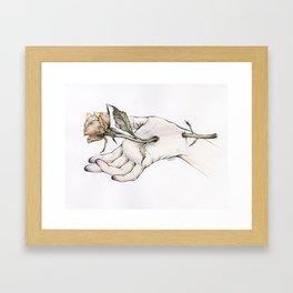 Impaled Framed Art Print