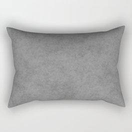 Concrete Gray Texture - Smoother Version Rectangular Pillow