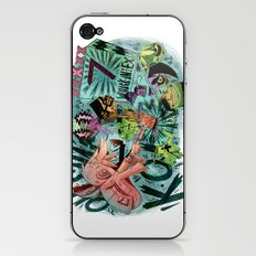 Scott Pilgrim, Fan Art iPhone & iPod Skin