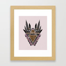 AKECHETA  Framed Art Print