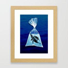 It's A Small World Framed Art Print