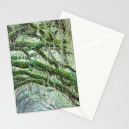 Arching Limbs 2 Stationery Cards