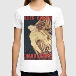 Vintage poster - Chand d'Habits T-shirt