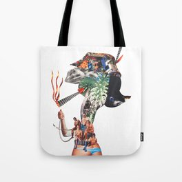 Joint lady Tote Bag