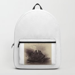 Druid Golf Sepia Backpack
