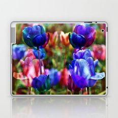A Floral Dream of Spring Laptop & iPad Skin