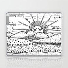 It's coming Laptop & iPad Skin