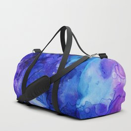 Laughing In Color Duffle Bag