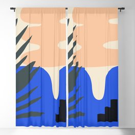 Shape study #14 - Stackable Collection Blackout Curtain
