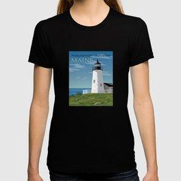 Pemaquid Point Lighthouse T-shirt