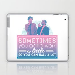 Ball A Lot Laptop & iPad Skin