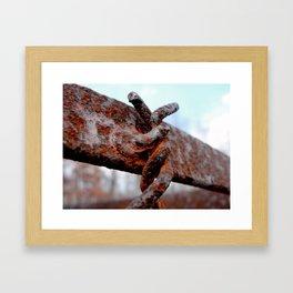 Forever Intertwined Framed Art Print